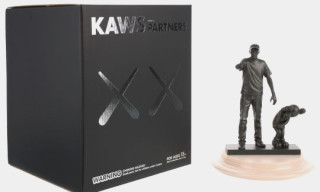 Original Fake x Medicom Toy KAWS PARTNERS