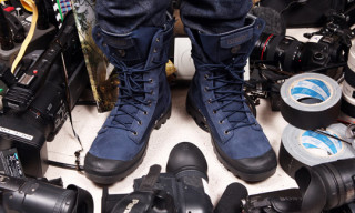 VBS.TV x Palladium Pampa Tactical Boots