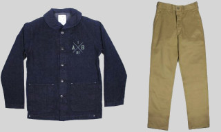 Ace Hotel x Beams Collection