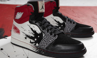 Air Jordan 1 Retro High Dave White To Launch February 2012
