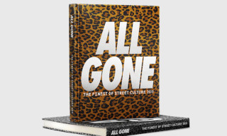 All Gone Book 2011 Cover Preview