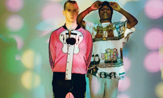 ASAP Rocky and Jeremy Scott Cover Complex's Feb/March 2012 Issue