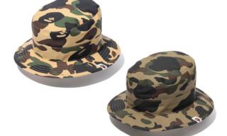 Bape 1st Camo Gore-Tex Boonie Hat