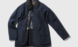 SOPHNET x Barbour Bedale Jacket