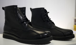 Black Scale x Amongst Friends Fall 2012 Boots Preview