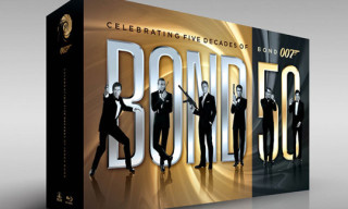 Bond 50 Blu-ray Collection
