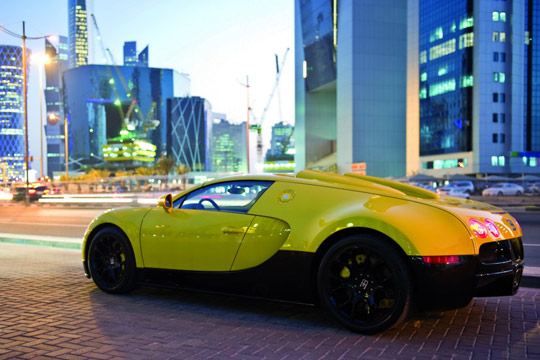 Bugatti Veyron 16 4 Grand Sport Bumblebee Highsnobiety