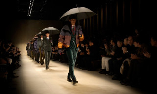Burberry Prorsum Autumn/Winter 2012 Collection – Runway Looks
