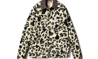 Carhartt Heritage Camouflage Jackets Spring/Summer 2012
