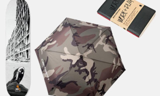 Carhartt Spring/Summer 2012 Gadgets – 5Boro Board, Moleskine Notebooks, London Undercover Umbrella & More