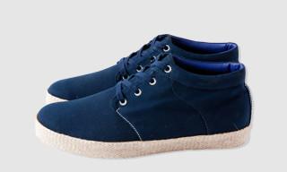 CASH CA x Keds Espadrille Mid Top Sneaker