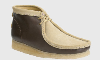 Clarks x Rocky Mountain Featherbed Wallabees Pack