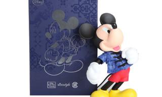 MINDstyle x CLOT 'Silk Mickey' Figure