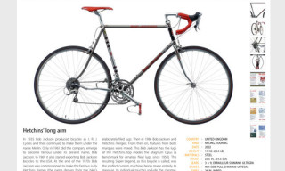 Cyclepedia for iPad