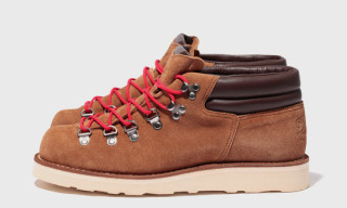 Stussy x Danner Mountain Ridge Mid
