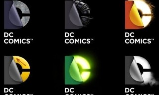 New Interactive DC Comics Logos