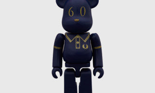 Fred Perry 60th Anniversary Bearbrick