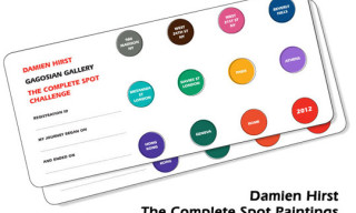 Want a free and signed original Damien Hirst Print?