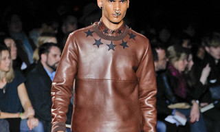 Givenchy Fall/Winter 2012 Collection – Runway