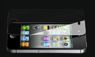 GLAS.t Premium Tempered Glass iPhone 4 Screen Protector