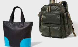 Head Porter Spring/Summer 2012 Luggage Collection