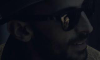 "Video: JR x Massive Attack – ""Encrages"" at Galerie Perrotin"