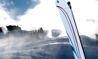 K2 LTD BMW M Design Edition Skis