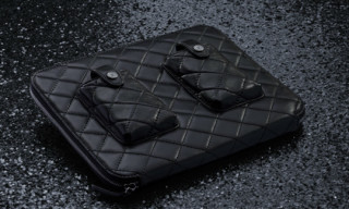 Karl Lagerfeld Personal Chanel iPad Case Goes on Sale