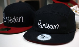 Kitsune Parisien x New Era Caps