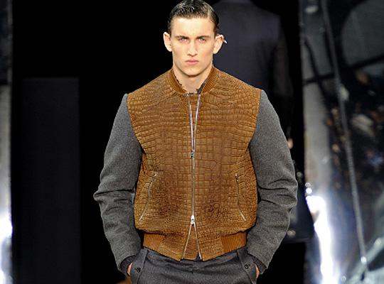louis vuitton jacket mens. louis vuitton men\u0027s fall/winter 2012 collection - runway | highsnobiety jacket mens n