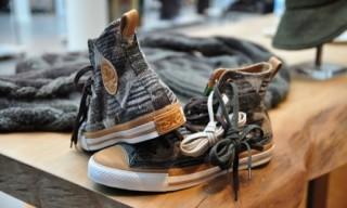Missoni x Converse Chuck Taylor Fall/Winter 2012 Preview
