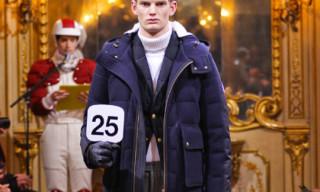 Moncler Gamme Bleu Fall/Winter 2012 Collection