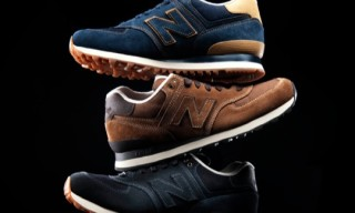 "New Balance Spring 2012 ML574 ""Workwear"" Pack"
