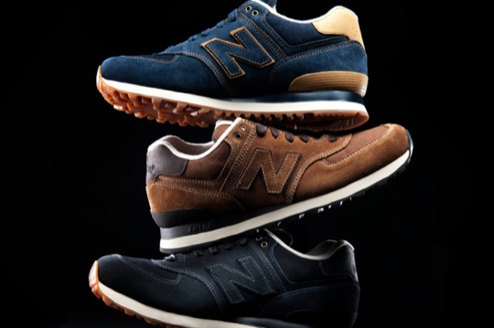 new balance 574 workwear
