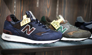 New Balance 577 Farmer's Market Pack Fall 2012