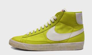 Nike Blazer Vintage Nylon Hi 'Volt'