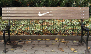 Smart New Nike Running 'Park Bench' Campaign