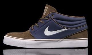 Nike SB Zoom Stefan Jansoki Mid Slate/Brown