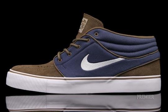 Nike Sb Zoom Mid