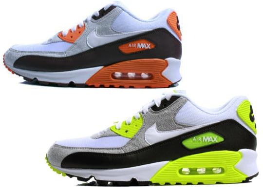 2012 Nike Air Max Sneakers