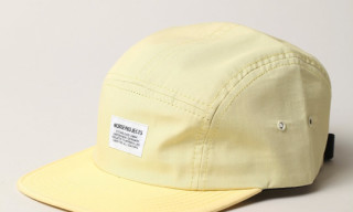 Norse Projects Saxpop Solid 5 Panel Caps