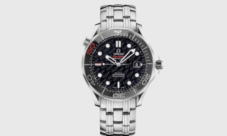 Omega Seamaster Limited Edition James Bond 50th Anniversary Watch