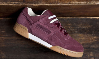 Packer Shoes x Reebok Workout 25th Anniversary