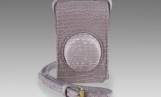 Paul Smith for Leica Croc Camera Case