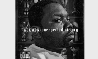 Music: Raekwon – Unexpected Victory Mixtape