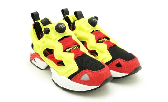 reebok insta pump fury red trailer 503b7a620