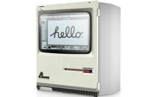 iPad 2 Retro Macintosh Cover