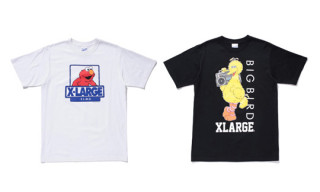 Sesame Street x XLarge T-Shirt Collection