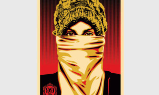 Shepard Fairey 'Occupy Wallstreet' Print