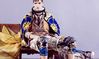 Dazed & Confused: Spring/Summer 2012 Menswear Preview